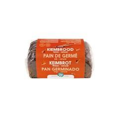 Terrasana Gekiemd brood naturel / tarwe (400 gram)
