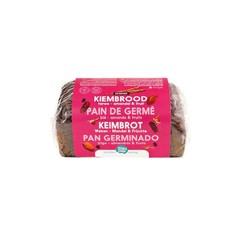 Terrasana Gekiemd brood zuidvruchten amandel (400 gram)