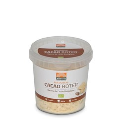 Mattisson Bio cacao boter (300 gram)