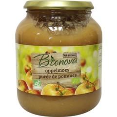 Bionova Appelmoes (720 ml)