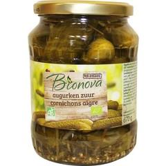Bionova Augurken zuur (670 gram)