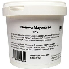 Bionova Mayonaise (1 kilogram)