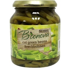Bionova Sperziebonen (340 gram)