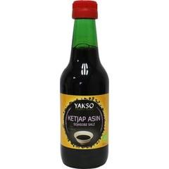 Yakso Ketjap asin bio (250 ml)