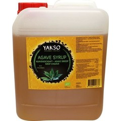 Yakso Agave siroop jerrycan (5 liter)