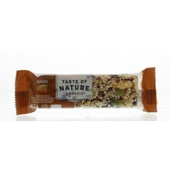Taste Of Nature Almond granenreep (40 gram)