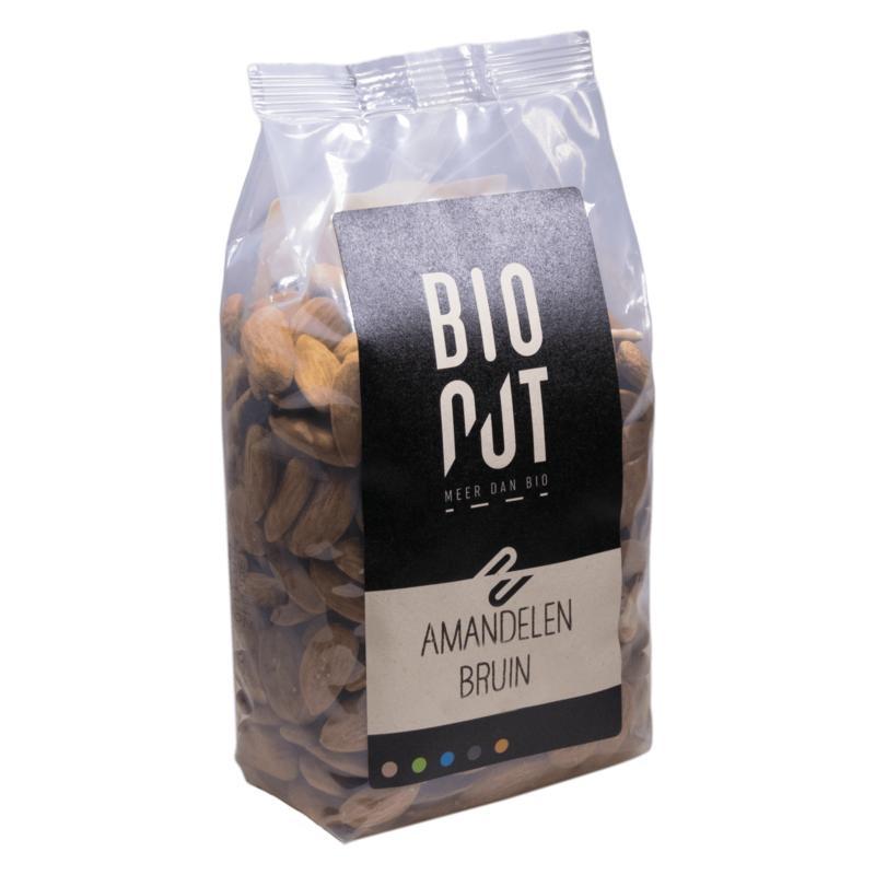 Bionut Bionut Amandelen bruin (1 kilogram)