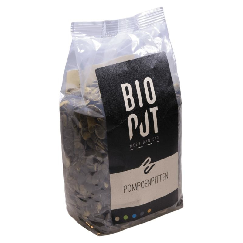 Bionut Bionut Pompoenpitten (1 kilogram)