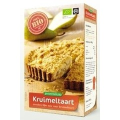 Joannusmolen Kruimeltaart bakmix (490 gram)