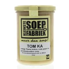 Kleinstesoepfabr Tom Ka Thaise kokossoep (400 ml)