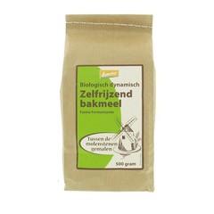 Hermus Zelfrijzend bakmeel demeter (500 gram)