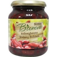Bionova Kidneybonen (360 gram)