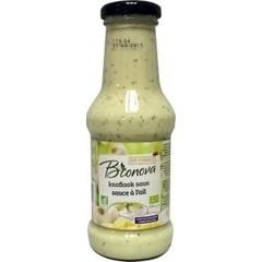Bionova Knoflooksaus (250 ml)