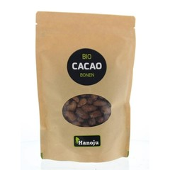 Hanoju Bio cacao bonen (250 gram)
