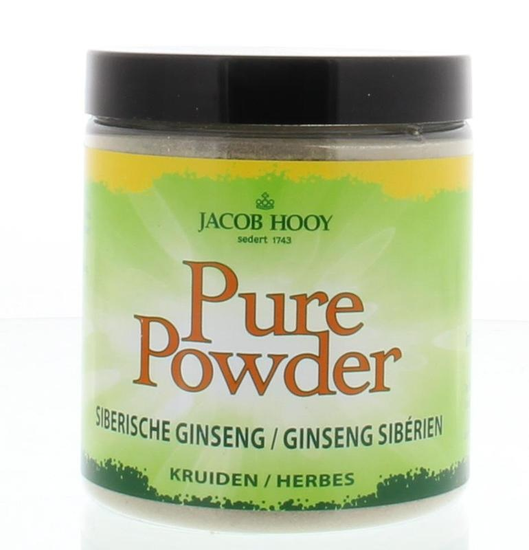 Pure Food Pure Food Siberische ginseng (80 gram)