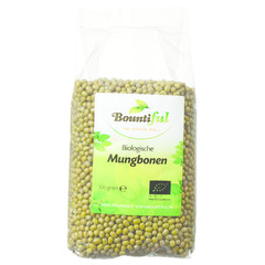 Bountiful Mung bonen (500 gram)