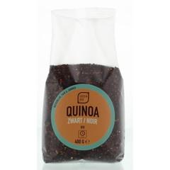 Greenage Quinoa zwart (400 gram)