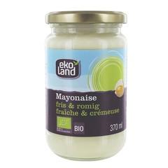 Ekoland Mayonaise fris & romig (370 ml)
