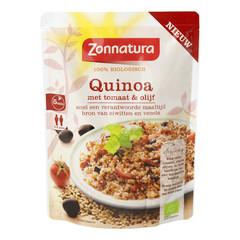 Zonnatura Quinoa olijf & tomaat (250 gram)