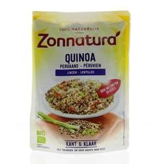 Zonnatura Quinoa & linzen (250 gram)