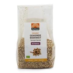 Mattisson Organic boekweit gekiemd (200 gram)