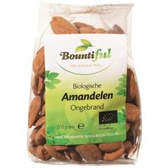 Bountiful Amandelen ongebrand (200 gram)