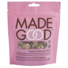Made Good Granola minis strawberry (100 gram)