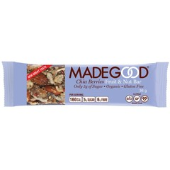 Made Good Fruit & nut bar raw chia berries (36 gram)