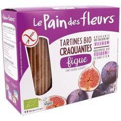 Pain Des Fleurs Vijgen crackers (150 gram)
