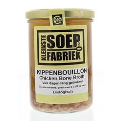 Kleinstesoepfabr Kippenbouillon (400 ml)