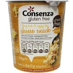 Consenza Instant macaroni met kaas (55 gram)