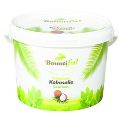 Bountiful Kokosolie bio (2 liter)