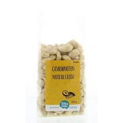 Terrasana Cashewnoten ongeroosterd zonder zout (250 gram)