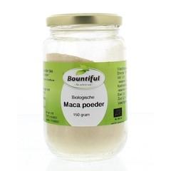 Bountiful Macapoeder bio (150 gram)