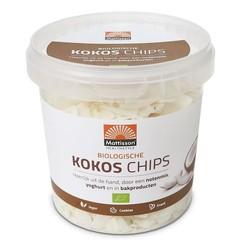 Mattisson Kokos chips bio (150 gram)
