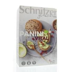 Schnitzer Panini vital (250 gram)
