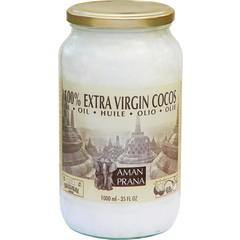 Amanprana Kokosolie (1 liter)