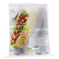 Schnitzer Baguette classic (360 gram)