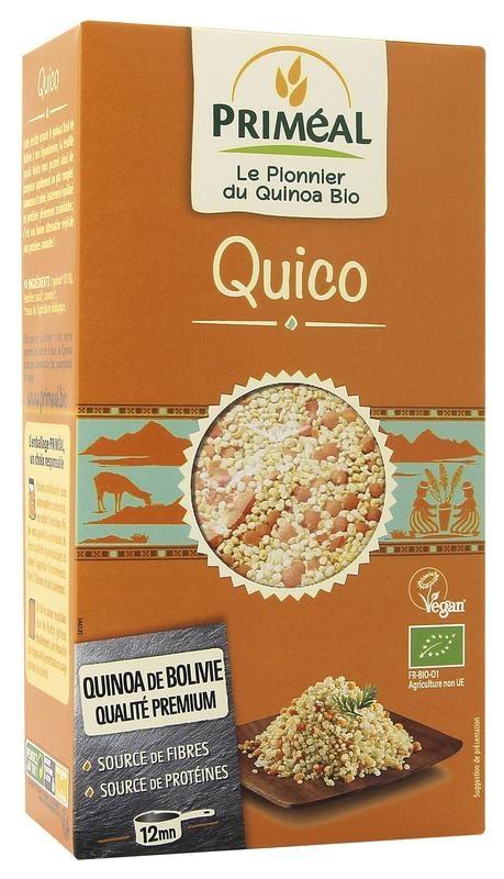 Primeal Primeal Quico (500 gram)
