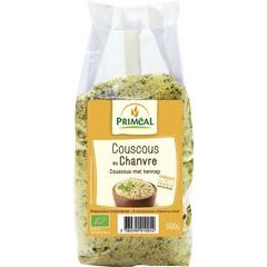 Primeal Couscous met hennep (500 gram)