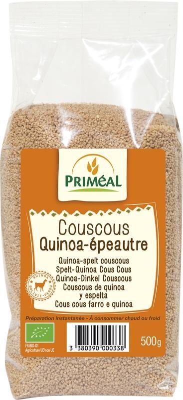 Primeal Primeal Couscous quinoa spelt (500 gram)