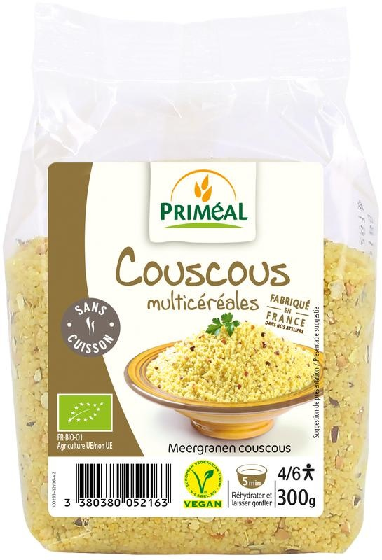 Primeal Primeal Couscous meergranen (300 gram)