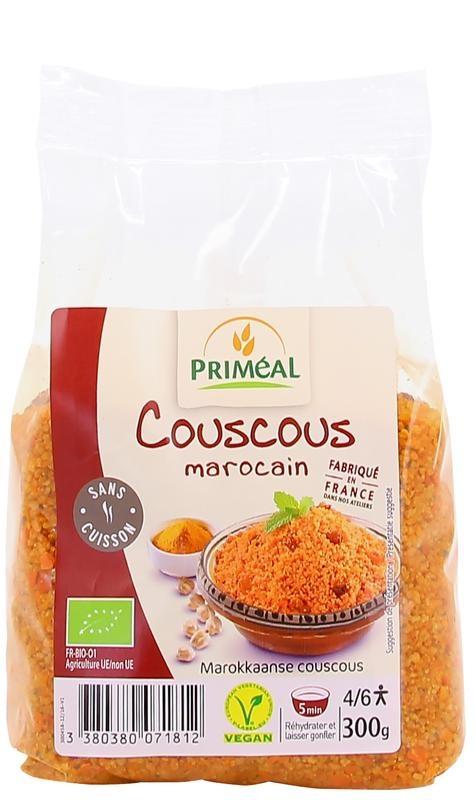 Primeal Primeal Couscous Marokkaans (300 gram)