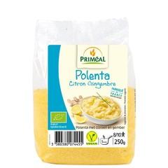 Primeal Polenta citroen gember (250 gram)
