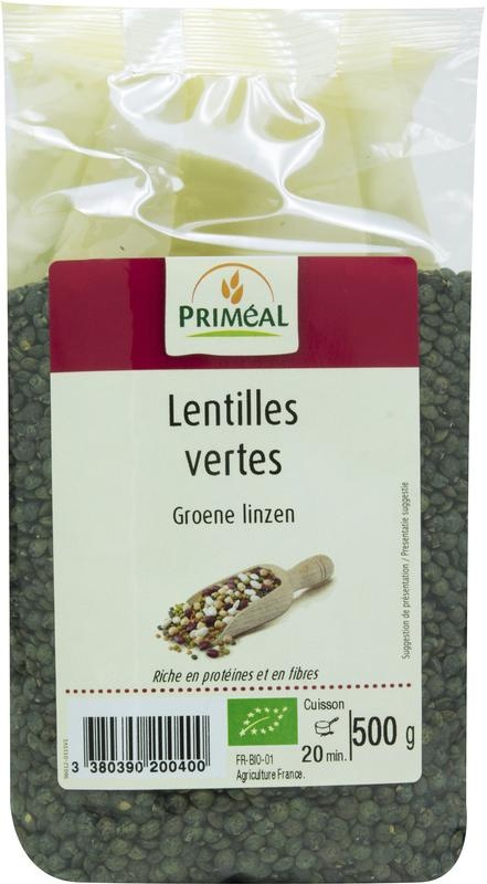 Primeal Primeal Linzen groen (500 gram)