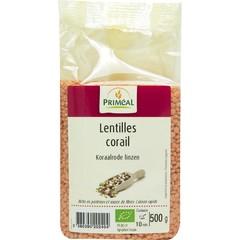 Primeal Linzen rood (500 gram)