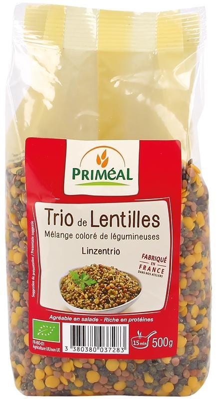 Primeal Primeal Linzen trio (500 gram)