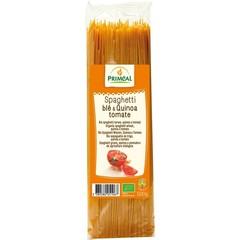 Primeal Organic spaghetti tarwe quinoa tomaat (500 gram)