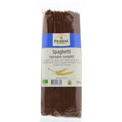 Primeal Spelt spaghetti volkoren (500 gram)