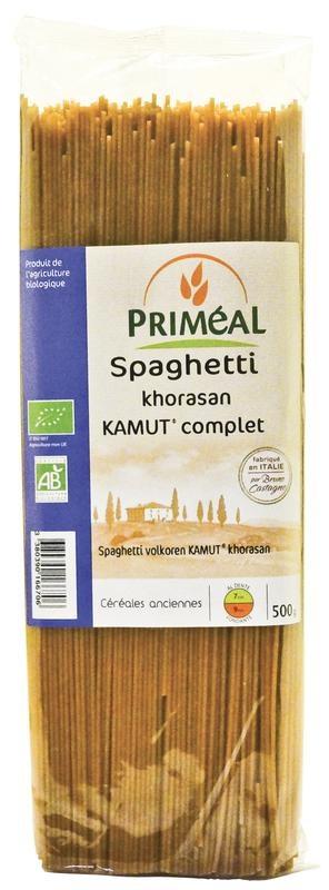 Primeal Primeal Kamut spaghetti (500 gram)
